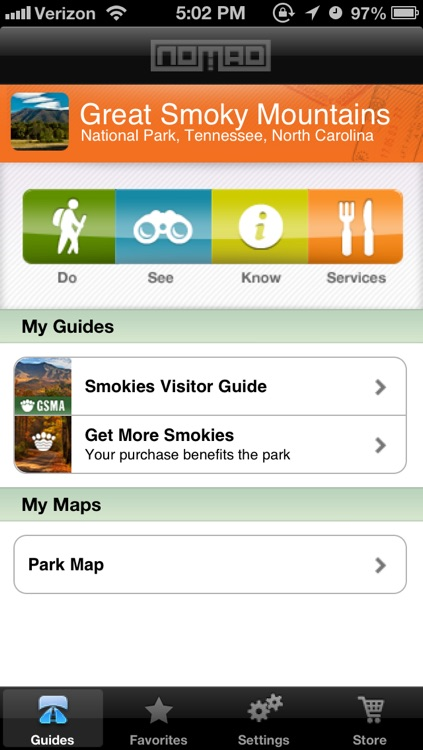 Great Smoky Mountains National Park - The Official Guide