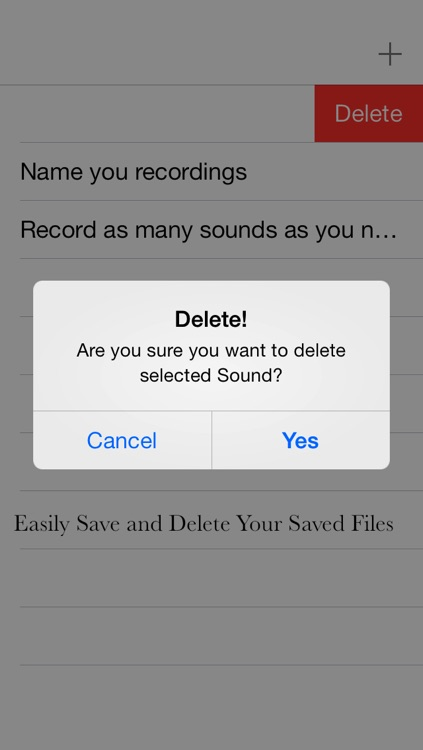 Custom Soundboard - Record, Save and Play Unlimited Sound Clips screenshot-3