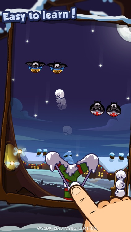 Starry Nuts screenshot-2