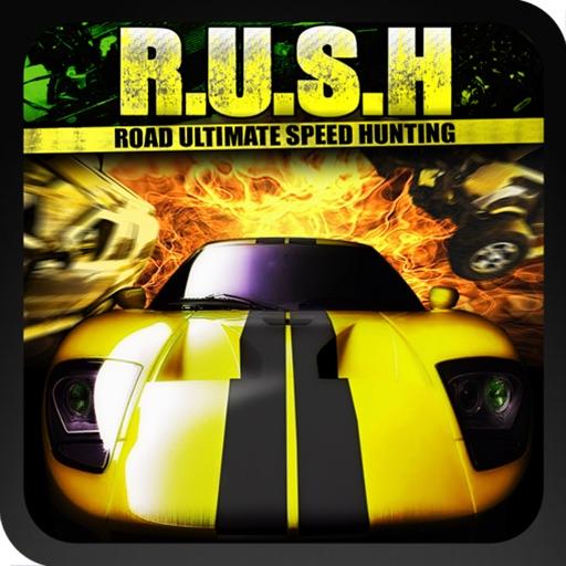R.U.S.H - Уличный гонщик