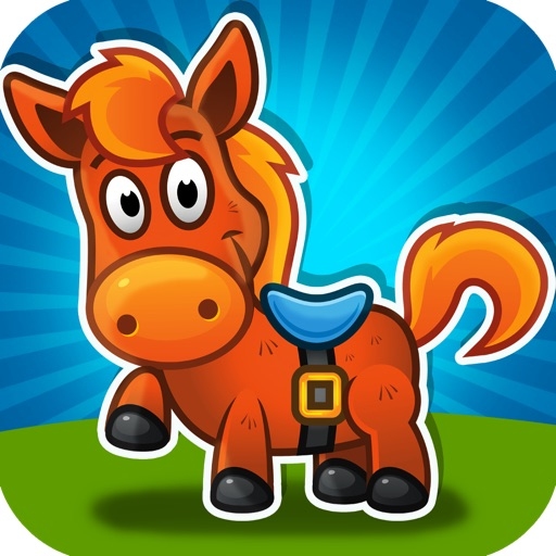 A Free Horse Platform Game for Kids