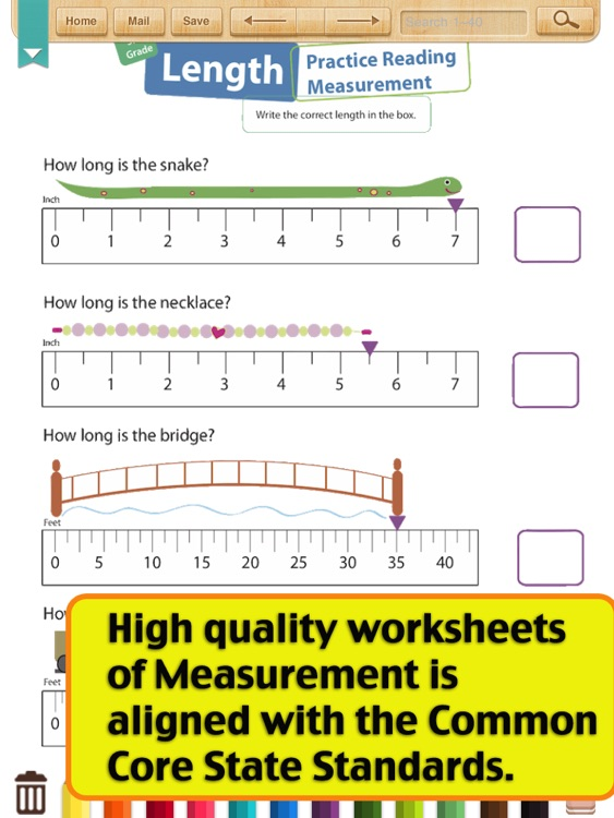kids math measurement worksheets grade 3 by shixian li. Black Bedroom Furniture Sets. Home Design Ideas