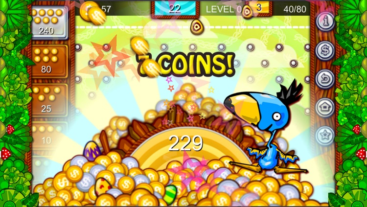 Coin Dropper Dodo Bird screenshot-3