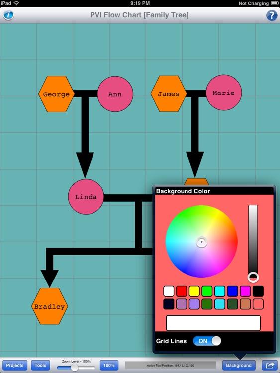 PVI - Flow Chart screenshot-4