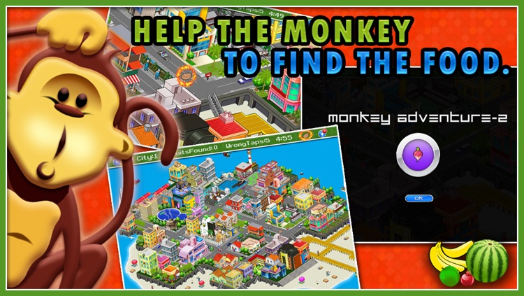 Monkey Adventure 2 screenshot-2