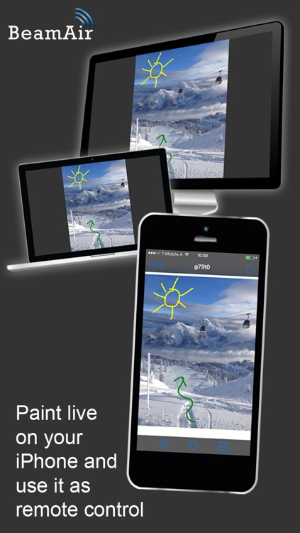BeamAir - mobile presenting screenshot-3