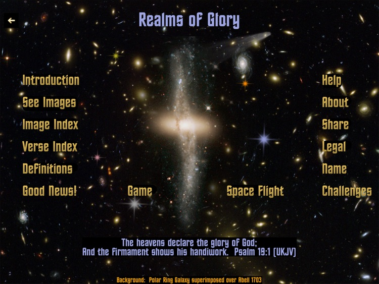 Realms of Glory - a Christian Astronomy App screenshot-4