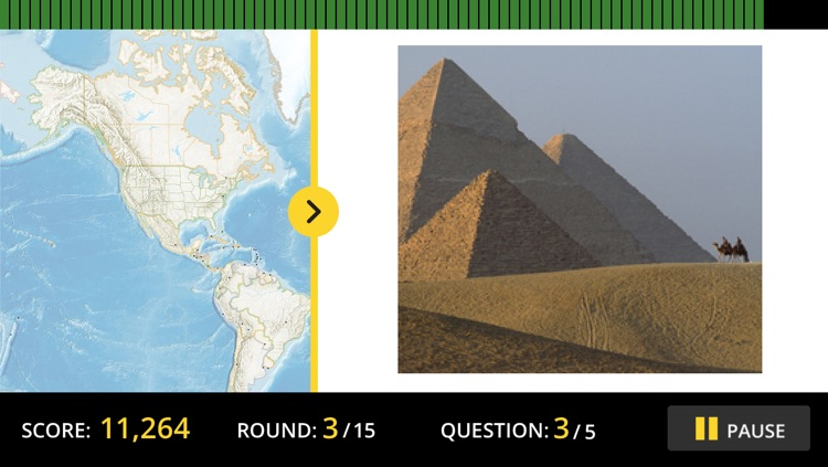 GeoBee Challenge HD by National Geographic screenshot-4