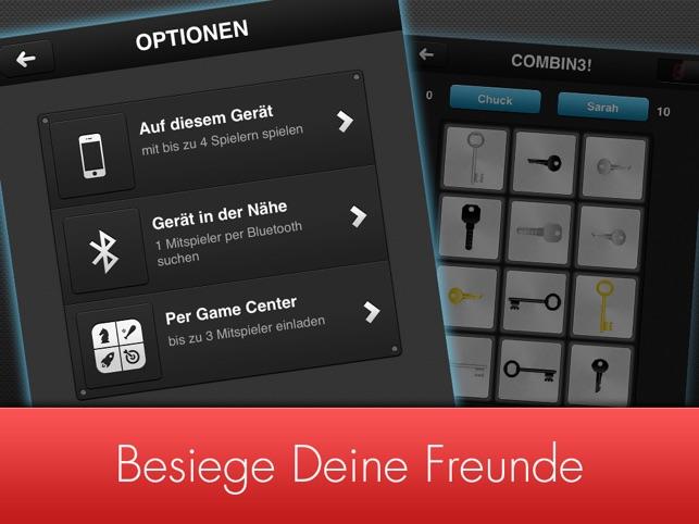 COMBIN3! – Das Logikspiel für Dein Gehirnjogging Screenshot