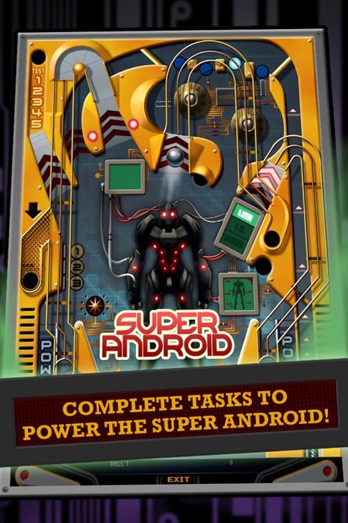 Retro Pinball screenshot-3