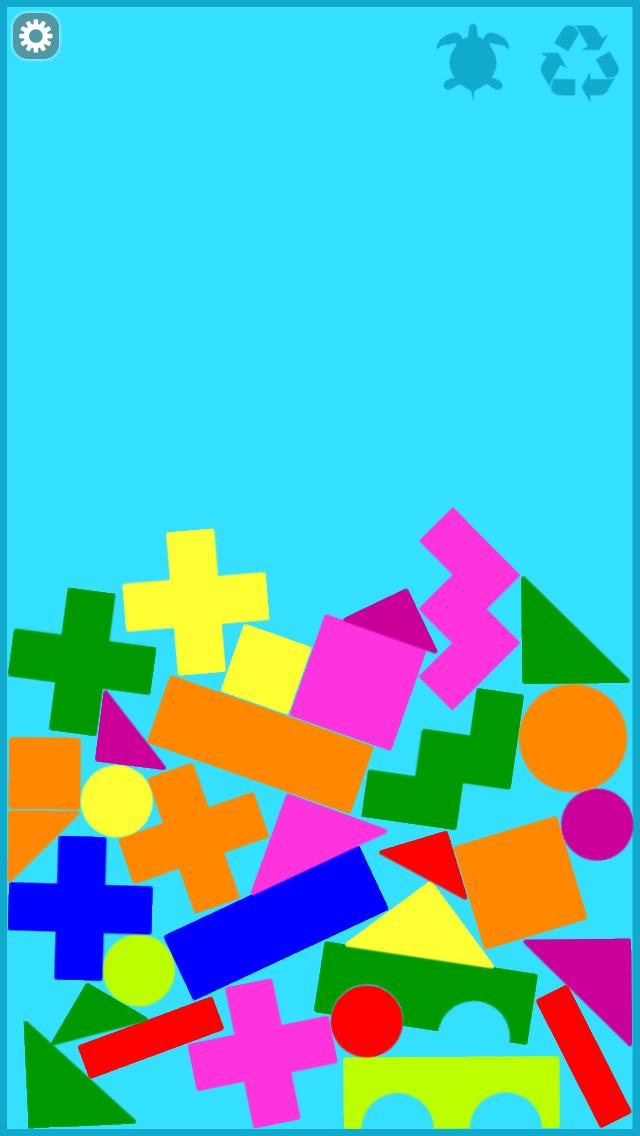 カラフルつみき - 知育アプリで遊ぼう 子ども・幼児向け無料アプリのおすすめ画像2