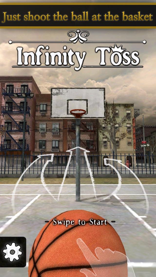 Infinity Toss