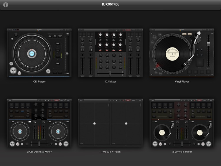DJ Control screenshot-0