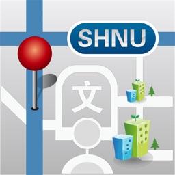 上海师大地图
