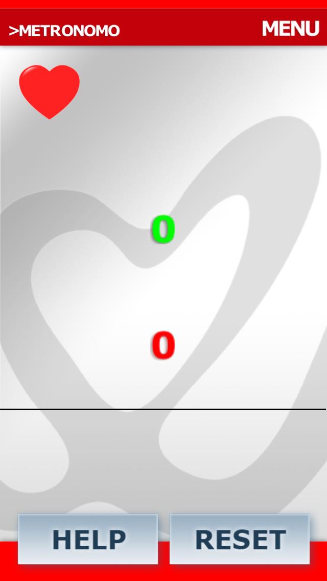 Viva! CPR screenshot two