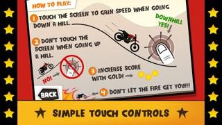 オートバイバイクレースゲーム (Motorcycle Bike Race Fire Chase - Pro Racing Edi紹介画像3