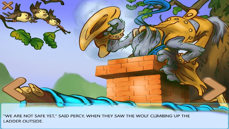 Three Little Pigs - Stories for Kids screenshot-3