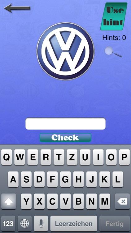 Car Logos Quiz screenshot-4