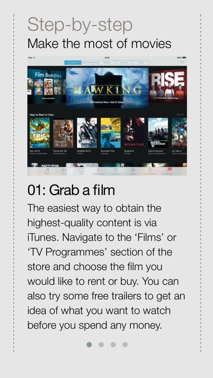 For Beginners: iPad Air Edition screenshot-3