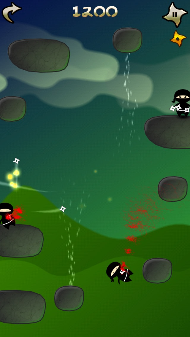 Stupid Ninjas Screenshot