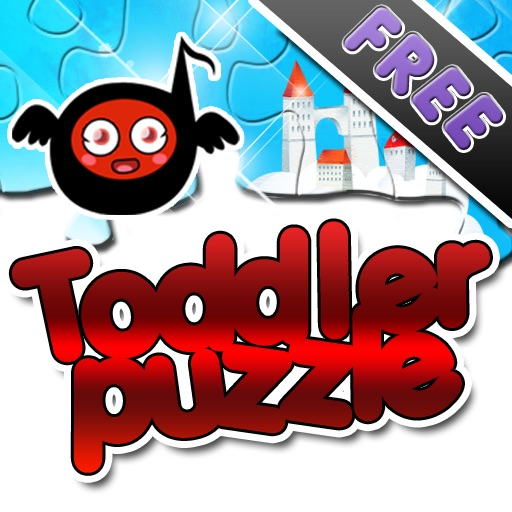 Toddler Puzzle HD Free icon