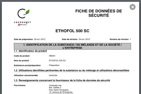 Screenshot of Flash-FDS
