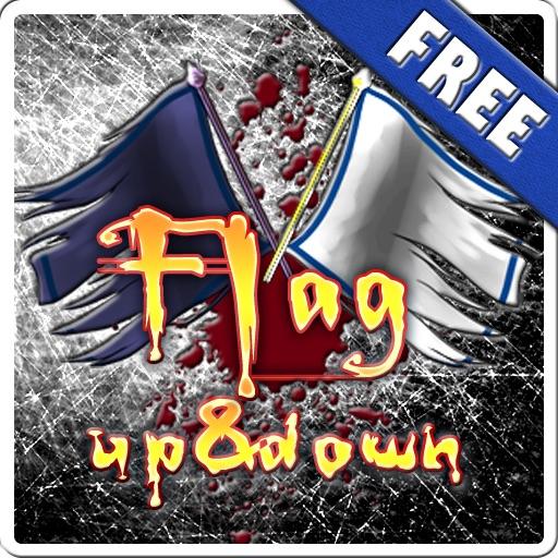flag updown free