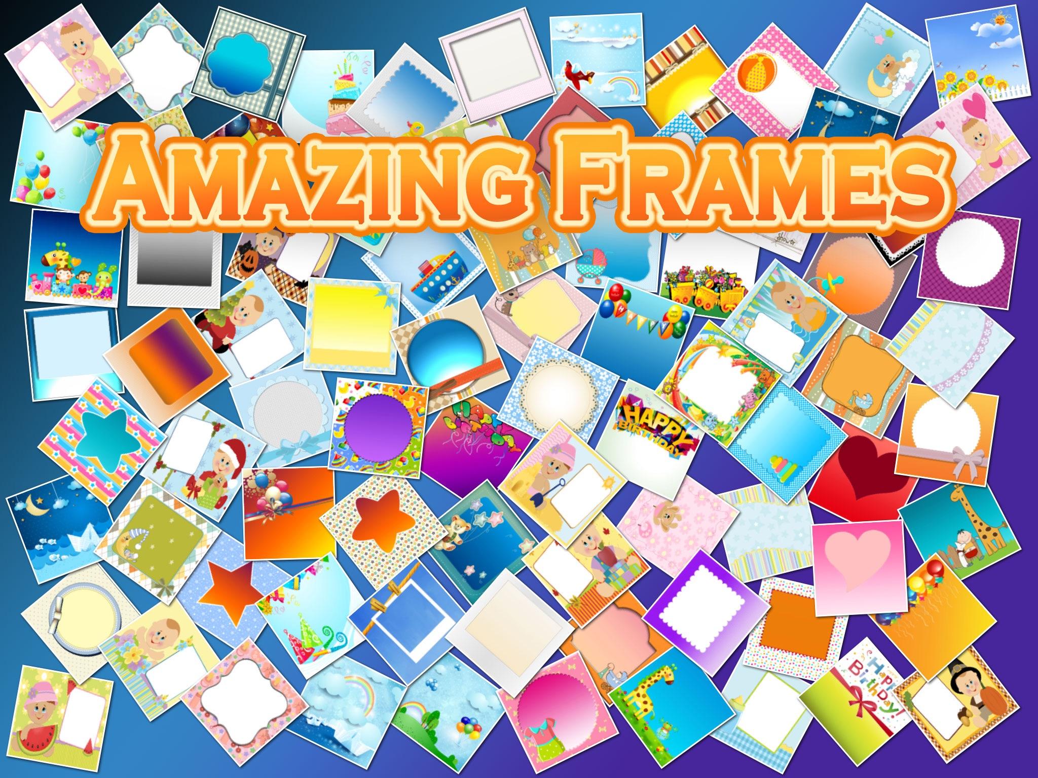 Baby Frames (HD) Screenshot