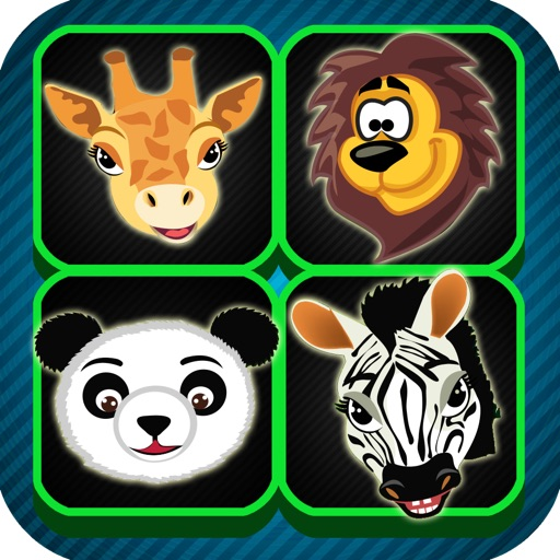 Zoo Animals Match Three Free Game