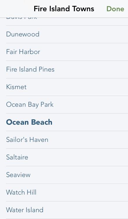 Fire Island Ferry screenshot-4