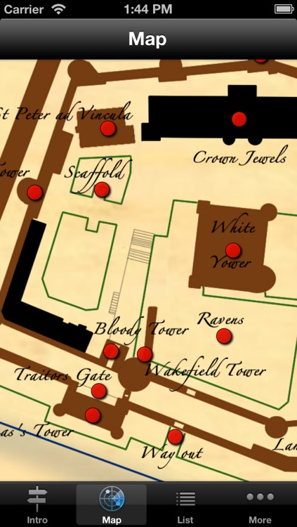 Tower of London Audio Guide & Map screenshot-1