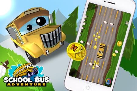 School Bus Adventure - Field Trip is a Fun 3D Driving