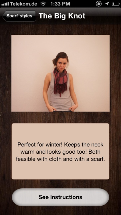 Scarf-styles