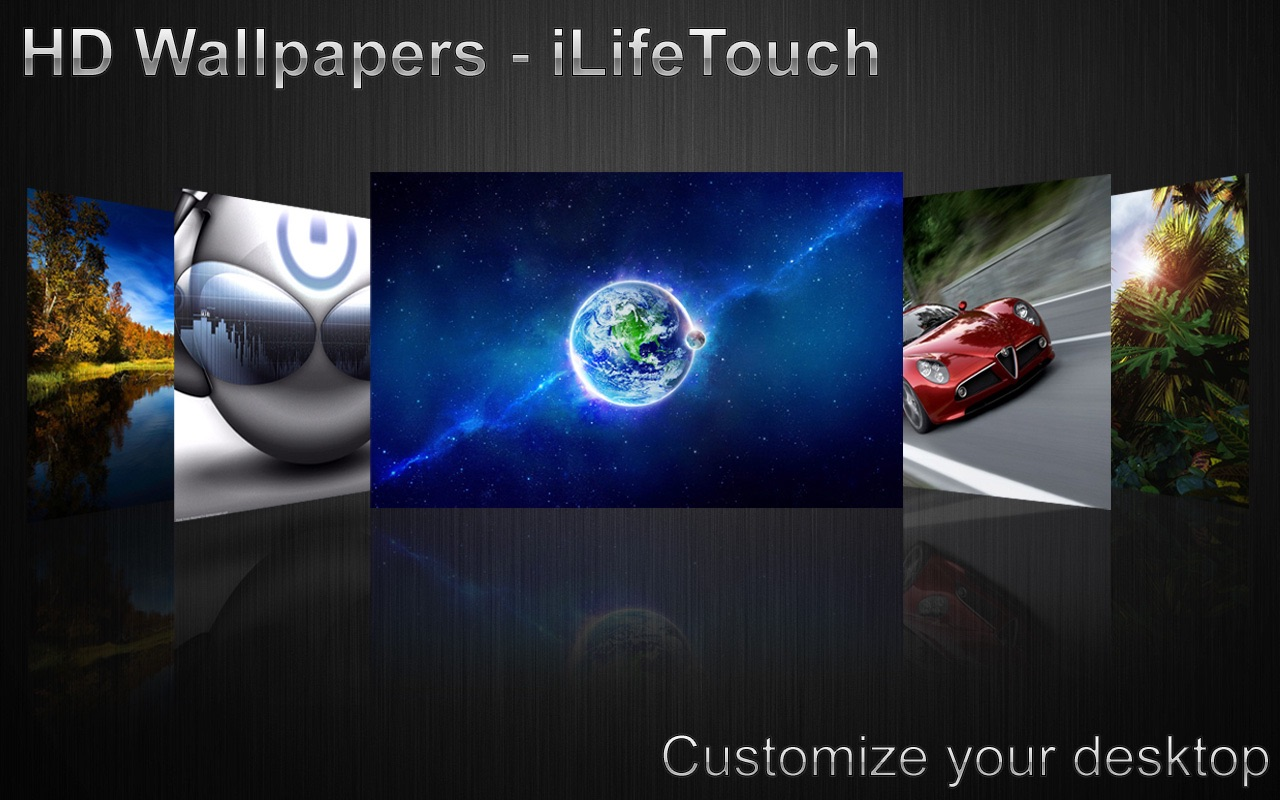 ‎HD Wallpapers on the Mac App Store