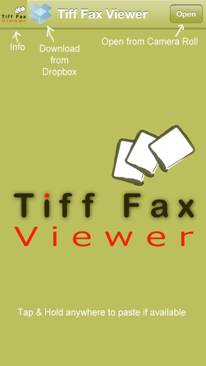 Tiff Fax Viewer screenshot-0