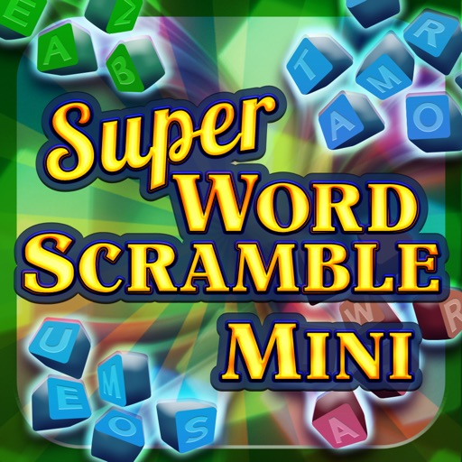 Super Word Scramble! - Mini Edition