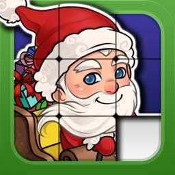 Christmas Sliding Puzzle