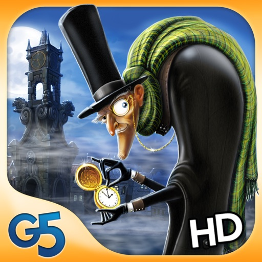 Old Clockmaker's Riddle HD (Full) icon