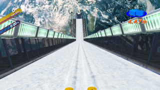 Real Skijump HD screenshot four