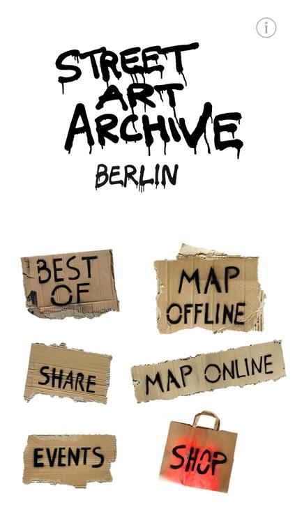 Street Art Archive Berlin screenshot-4