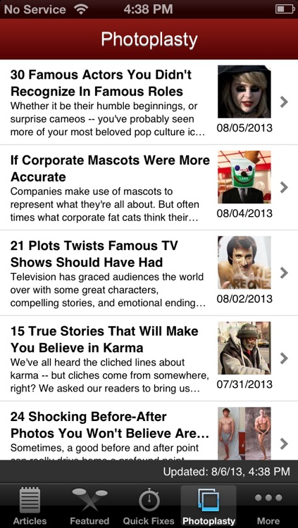 The Cracked Reader screenshot-4