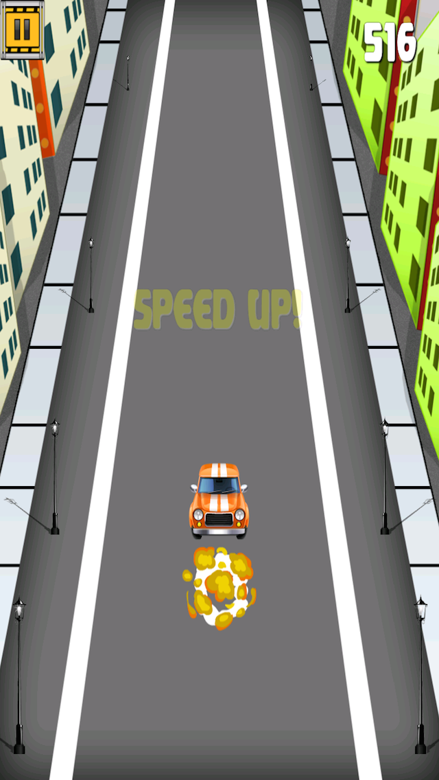 Freeway Lane Splitter Fury - Cool Crazy Taxi Cabs Drivers Screenshot