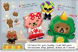 Pocket Bear Kuma San screenshot three