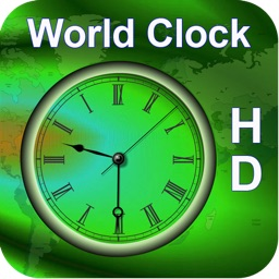 LIVE World Clock HD