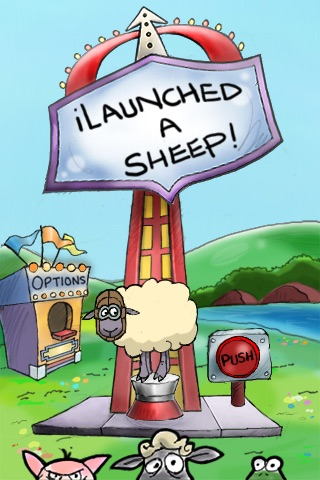 Sheep Launcher Plus! screenshot-1