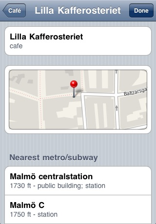 Malmo Offline Map & Guide screenshot-7