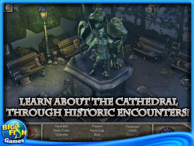 Notre Dame - Secrets of Paris: Hidden Mysteries HD screenshot-4