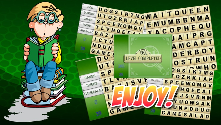 Advance Word Puzzle Collection screenshot-3