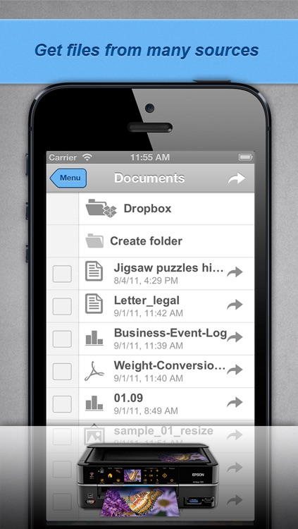 Print Agent PRO for iPhone screenshot-2