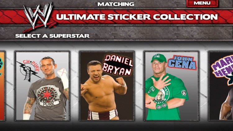 WWE Ultimate Sticker Collection screenshot-3